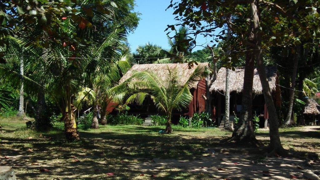 Koh Tonsay ou l'île aux lapins