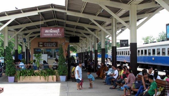Gare de Thonburi