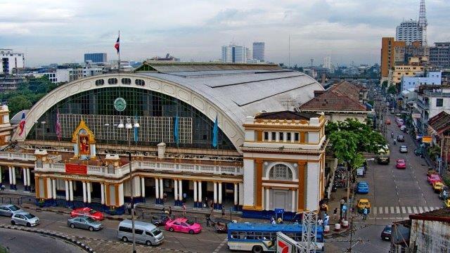 Gare Hua Lamphong