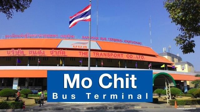 Northern Bus Terminal. Mochit2