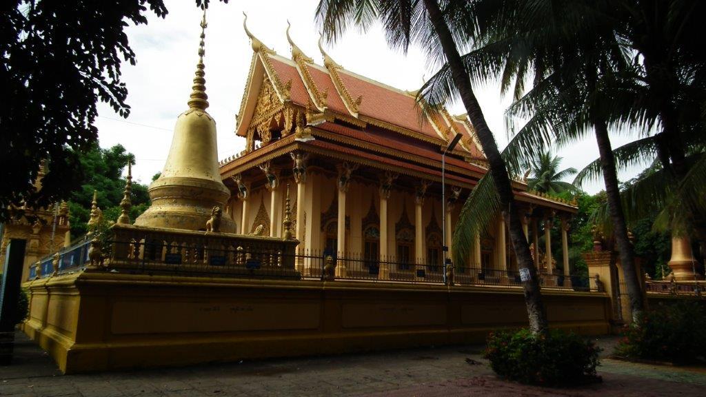 wats de Phnom Penh