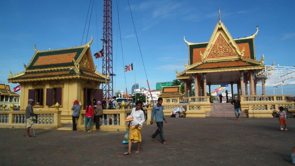 au fil du Mékong et du Tonlé Sap