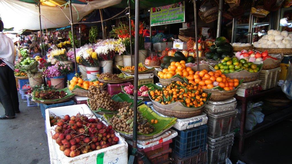 marché de Beung Keng Kang