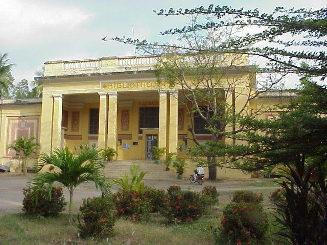 Bibliothèque Nationale du Cambodge