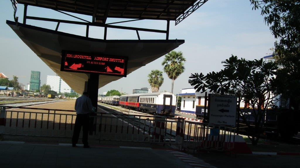 Gare de Phnom Penh