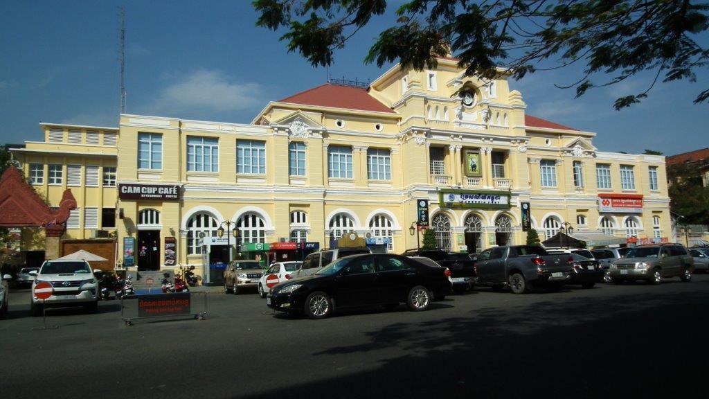 Poste centrale de Phnom Penh