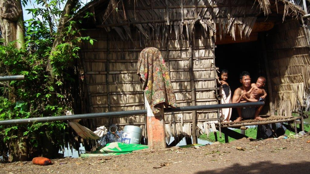 Tonlé Sap en Tuk-Tuk