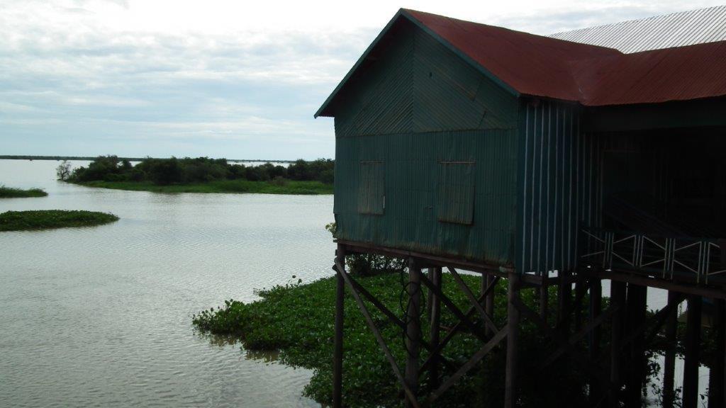 Maison Khmer