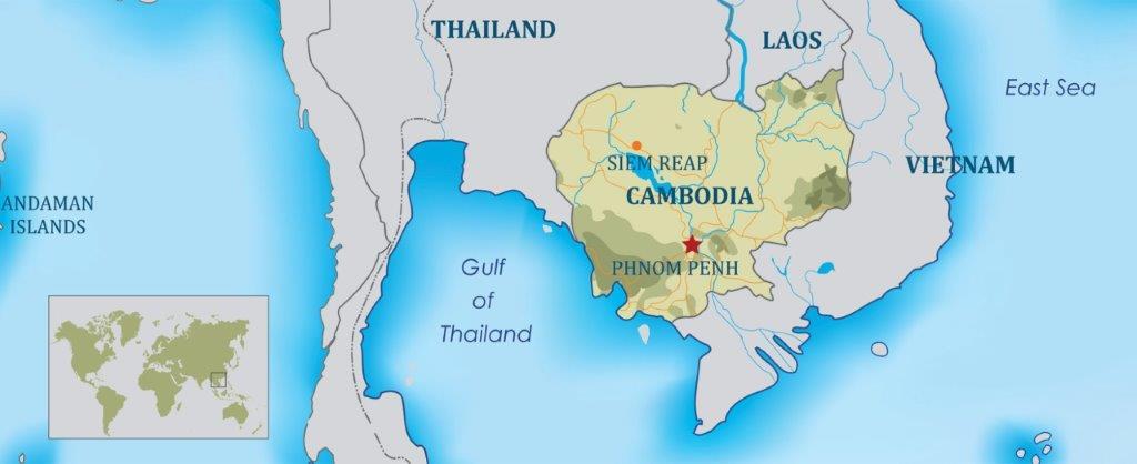 le Tonlé Sap en Tuk-Tuk