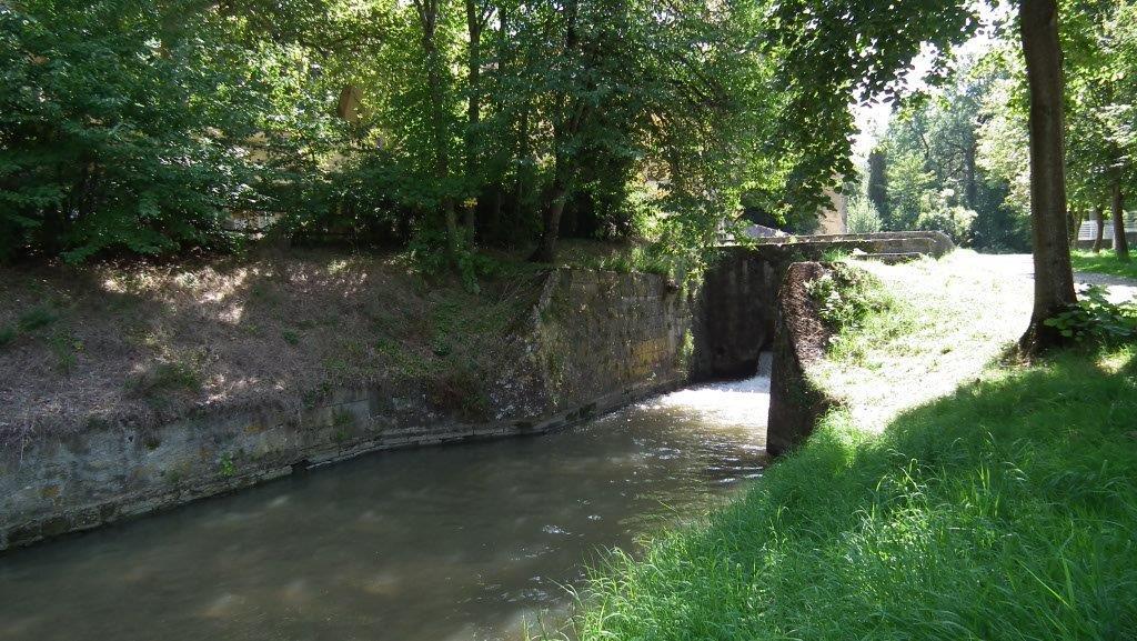 Les sources du  Canal du Midi