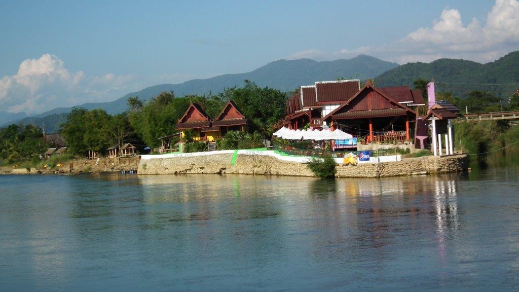 De Nong khai à Vientiane capitale du Laos