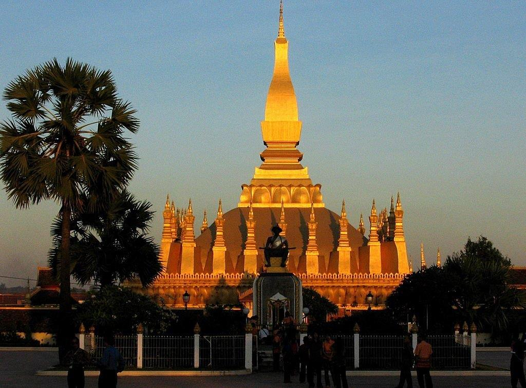 Le Pha That Luang