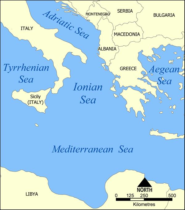 mer Ionienne