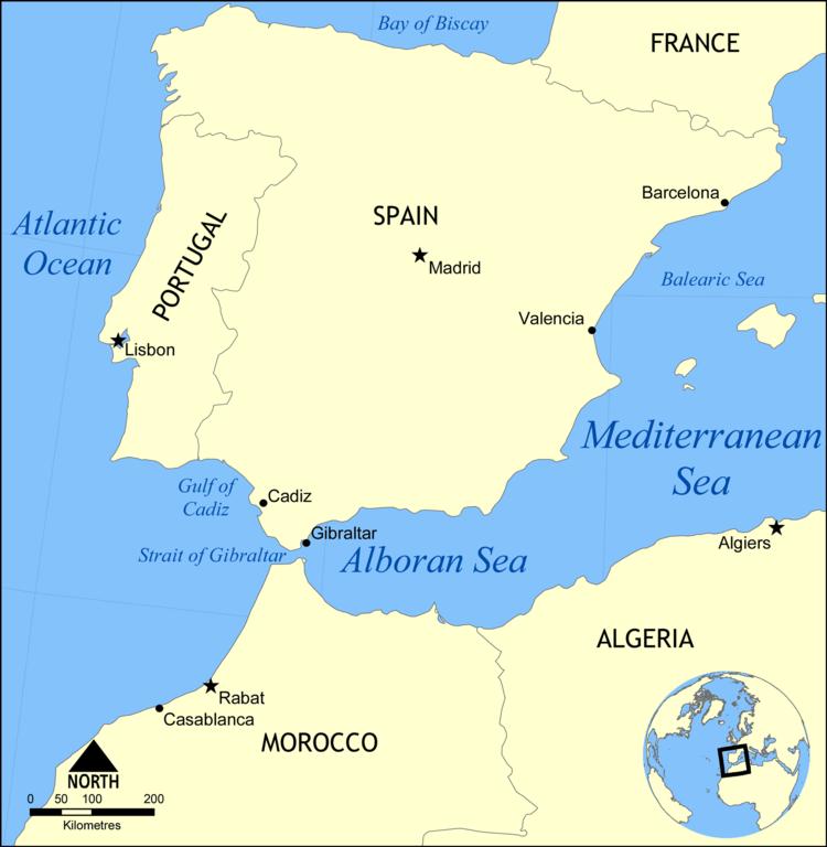 mer d'Alboran
