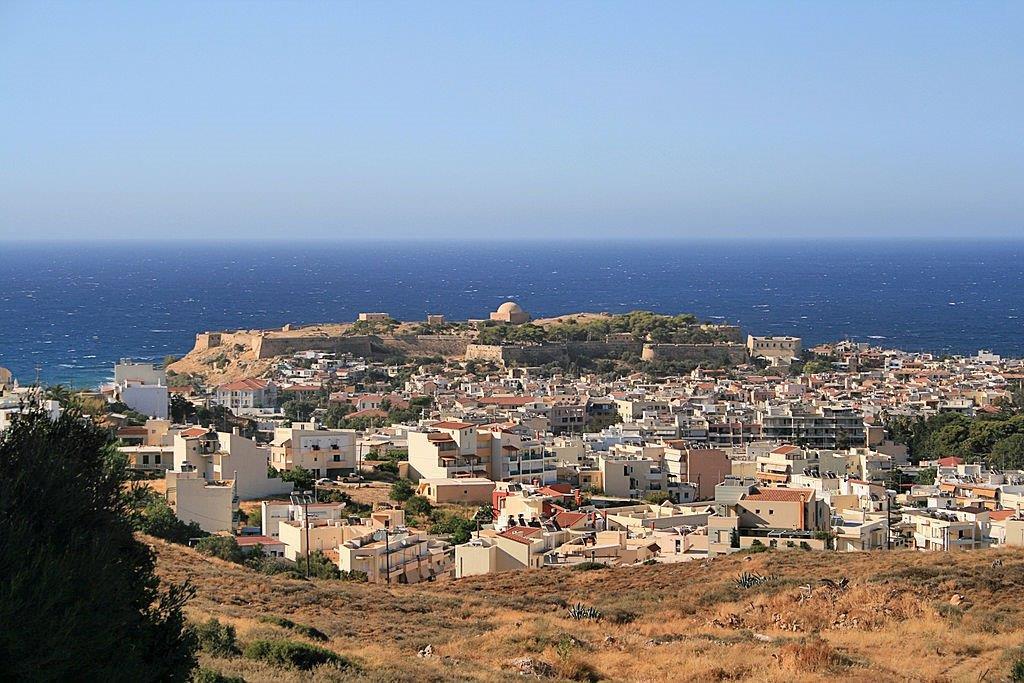 L'Ile de Crète