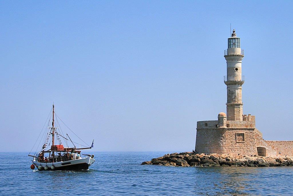 Mer de Crète