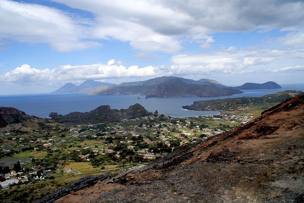 Archipel des îles Eoliennes