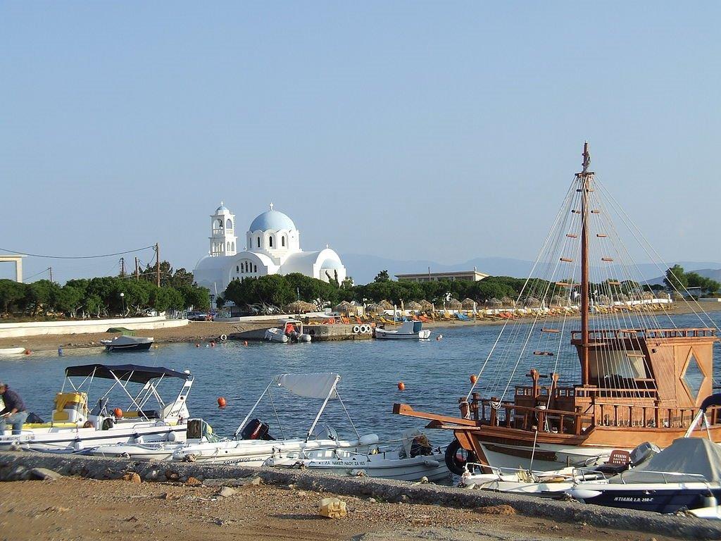 Les îles Saroniques