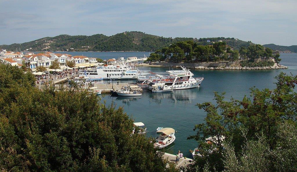 Archipel des Îles Sporades