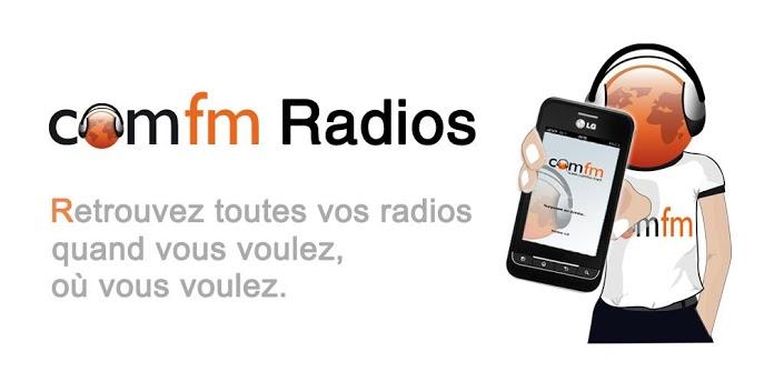 Ecouter votre radio