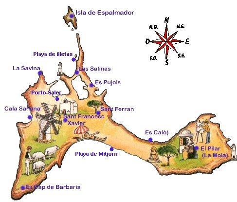 ÎIe de Formentera