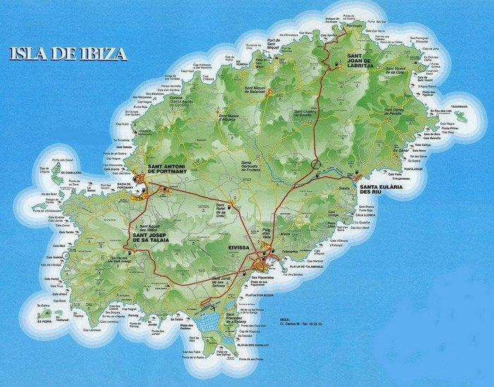 ÎIe de Ibiza