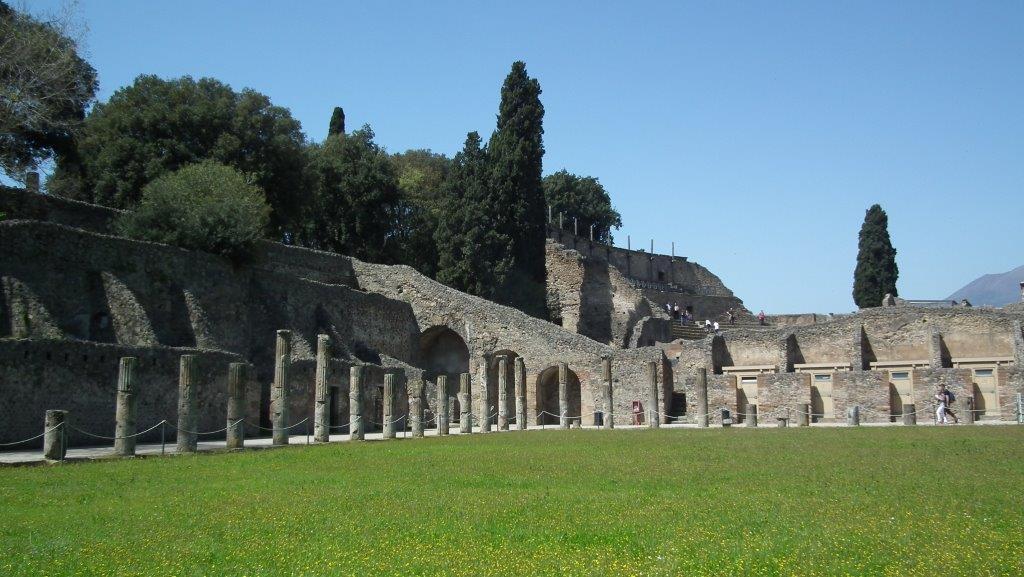 Du fait de son état de conservation remarquable, Pompéi constitue un témoignage inestimable sur la Rome antique.