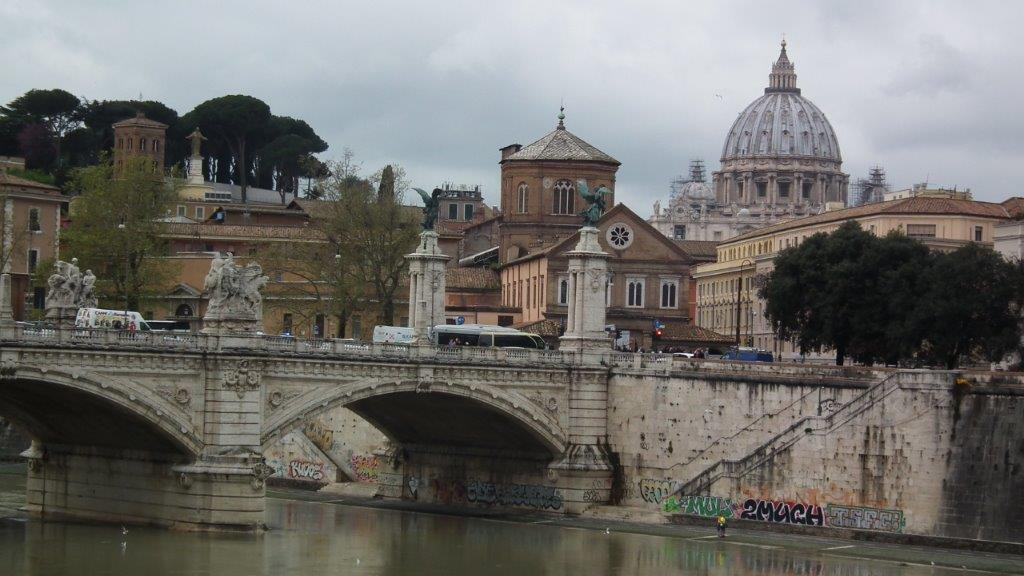 La Rome antique, l'Etat de la Cité du Vatican