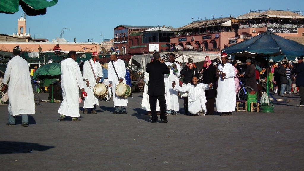 Groupes de musique folklorique Marocaine
