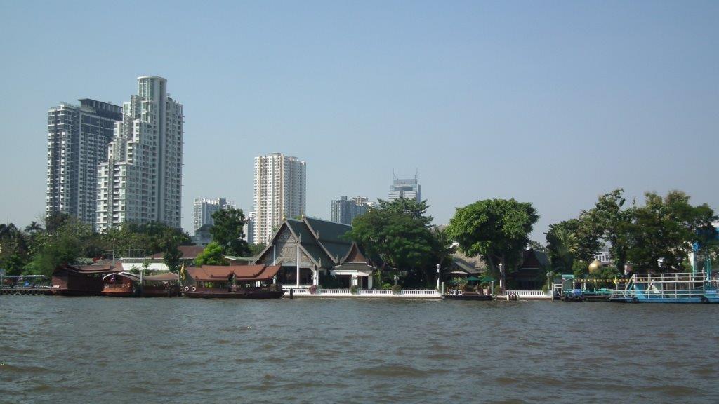 De Bangkok à la Mer d'Andaman
