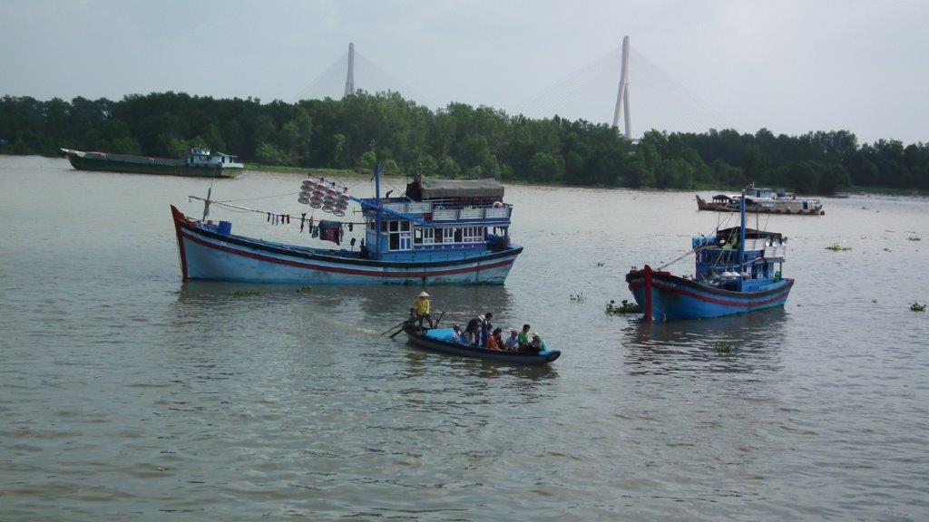 De Saïgon au Golfe Siam
