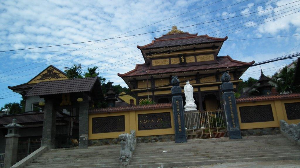 Temples et Pagodes