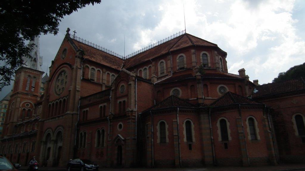 Vue de l'abside